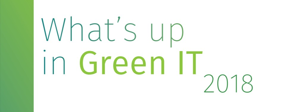 What's up in Green IT 2018