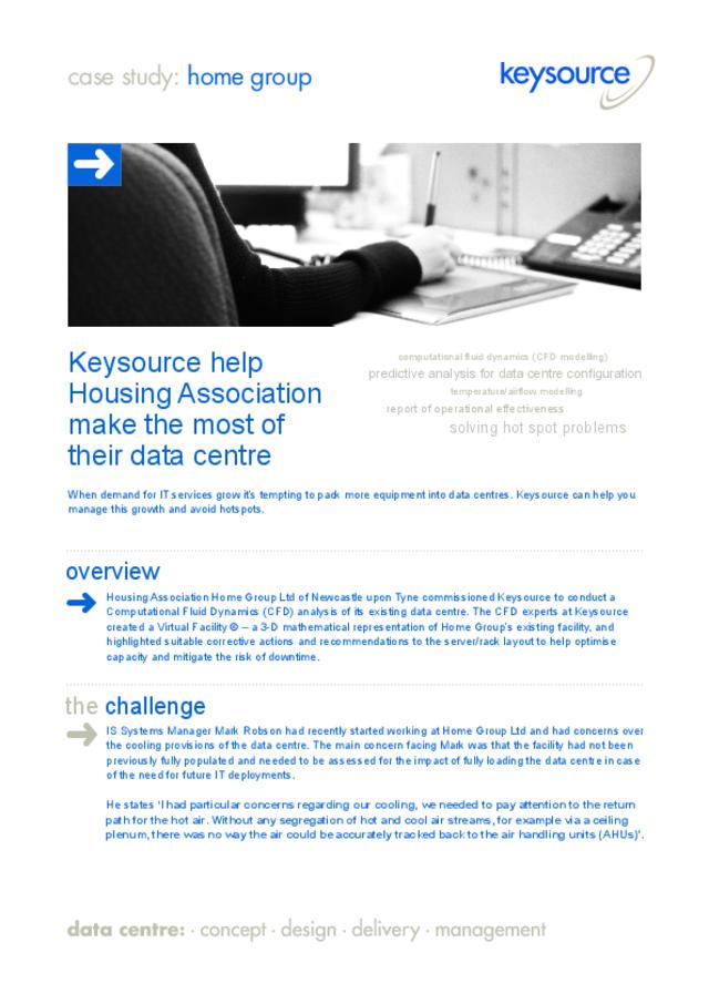 Casestudy_Homegroup pdf : DCA Global (Data Centre Alliance)