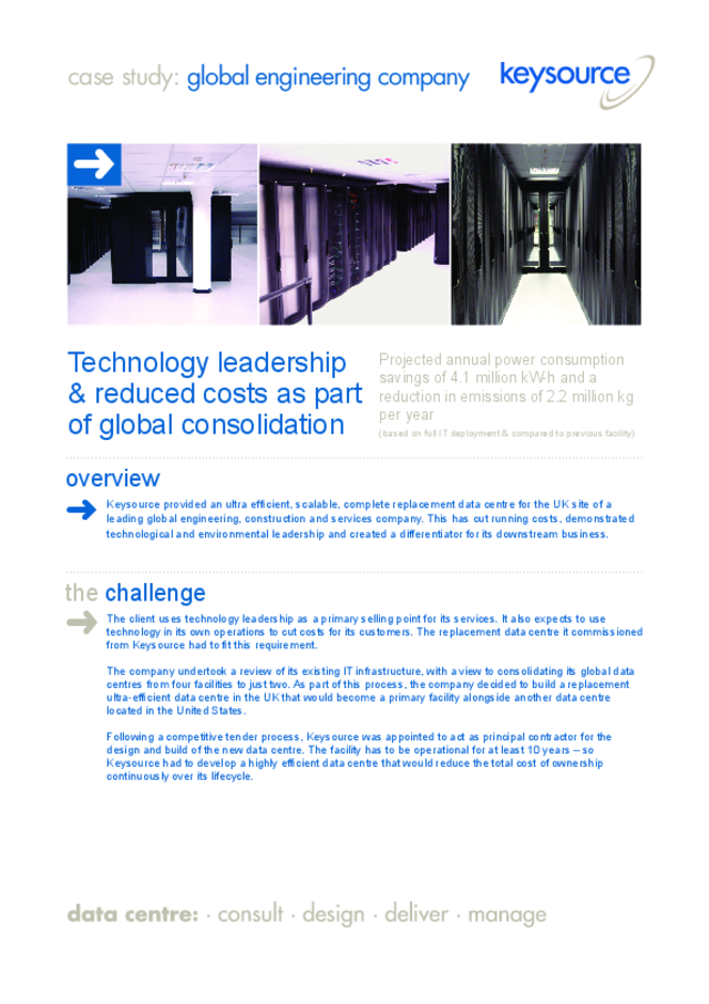 Global-Engineering-Company-Case-study pdf : DCA Global (Data Centre