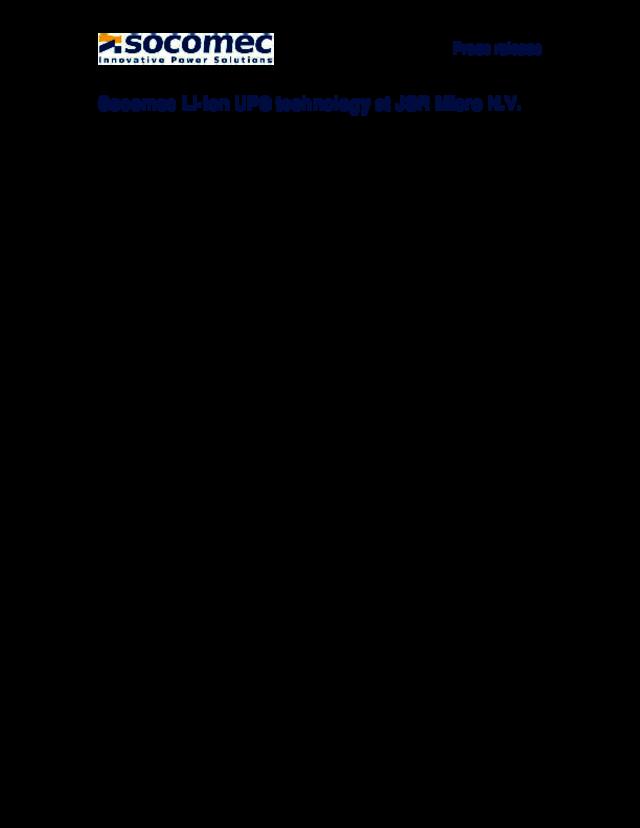 PR_17-01_Li_Ion_Capacitor_EN pdf : DCA Global (Data Centre